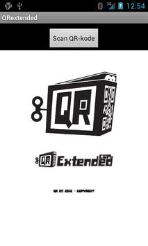 QRextended poster