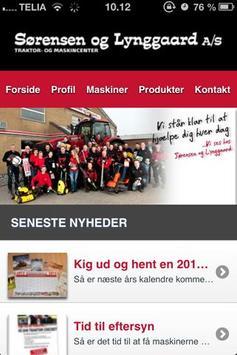 Sørensen og Lynggaard poster