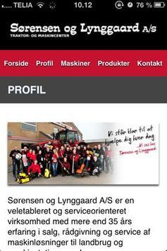 Sørensen og Lynggaard apk screenshot