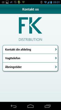 Distributør screenshot 3