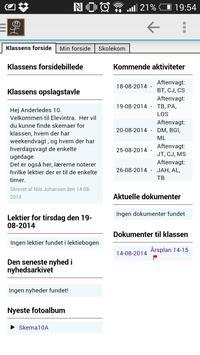 Aarhus Efterskole Intra poster