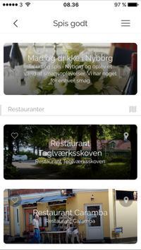 Visit Nyborg poster