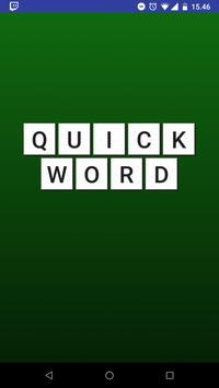 Quick Word - fun word game screenshot 2
