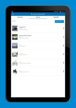 Digital Servicebook screenshot 12