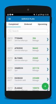 Digital Servicebook apk screenshot