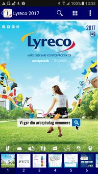 Lyreco Info apk screenshot