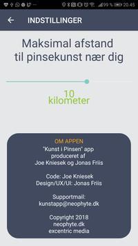 Kunst i Pinsen apk screenshot