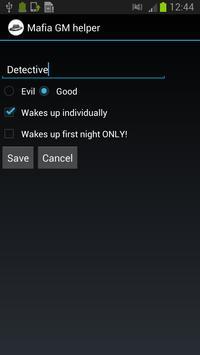 Mafia GM helper screenshot 2