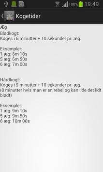 Frk. Lunds kogebog screenshot 1