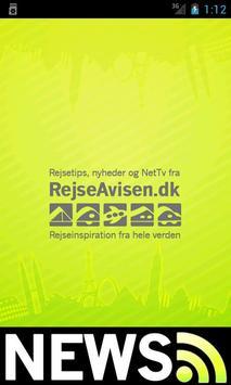RejseAvisen poster