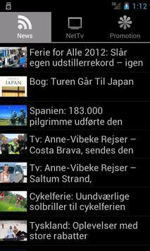 RejseAvisen apk screenshot