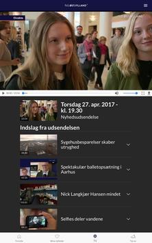 TV2 ØSTJYLLAND Screenshot 7