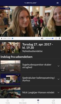 TV2 ØSTJYLLAND Screenshot 9
