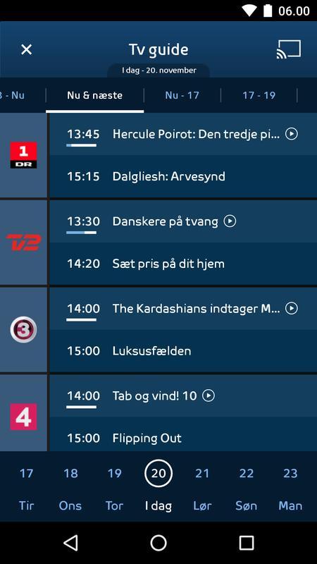 tdc internet tv