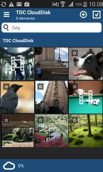 TDC CloudDisk apk screenshot