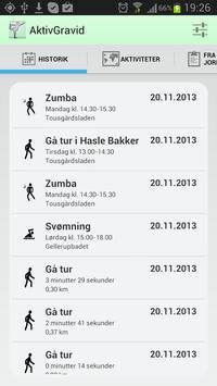 Aktiv Gravid apk screenshot