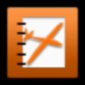 Flight Journal Lite icon