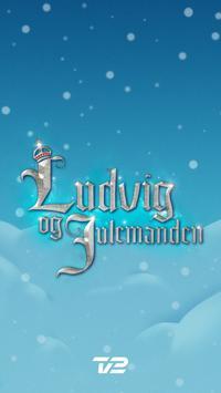 Ludvig og Julemanden poster