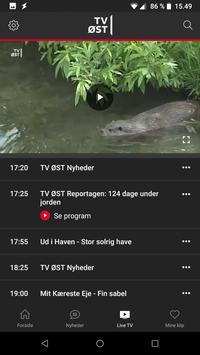 TV2 ØST PLAY Ekran Görüntüsü 2