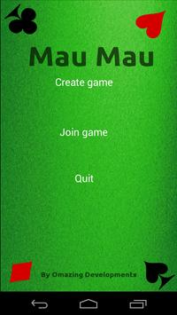 Mau Mau Multiplayer apk screenshot