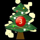 Christmas Three Tree icon