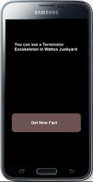 Fun Facts About Star Wars apk screenshot