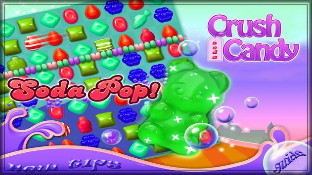 New Candy Crush Soda Saga Tips apk screenshot