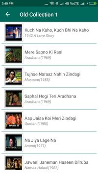 Hindi old melody songs video for android apk download.