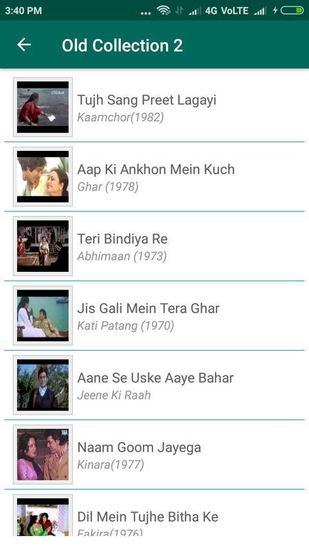 Oldies hindi songs download.