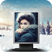 Winter Photo Frames icon
