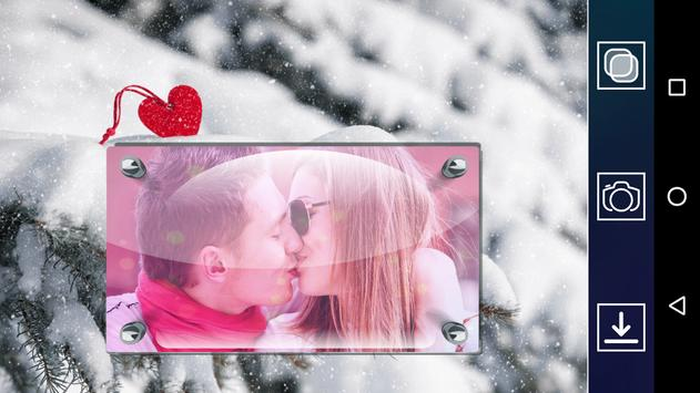 Winter Photo Frames poster