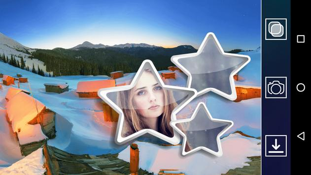 Winter Photo Frames apk screenshot