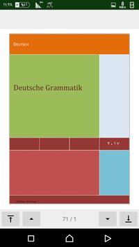 قواعد اللغة الالمانية بالعربية apk screenshot