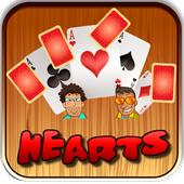 Hearts Card Game icon