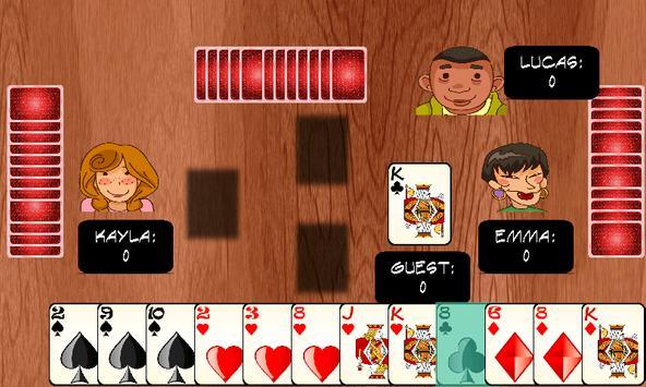 Hearts Card Game apk screenshot