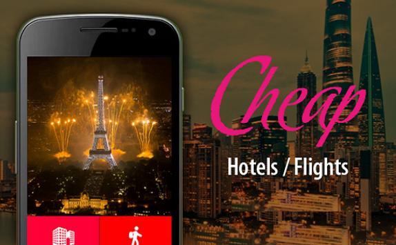 Deals For Cheap Hotels & Trips screenshot 1