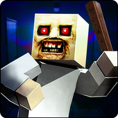 Maps For Granny Horror Game mcpe in scary nights icon
