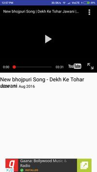 Bhojpuri Video apk screenshot