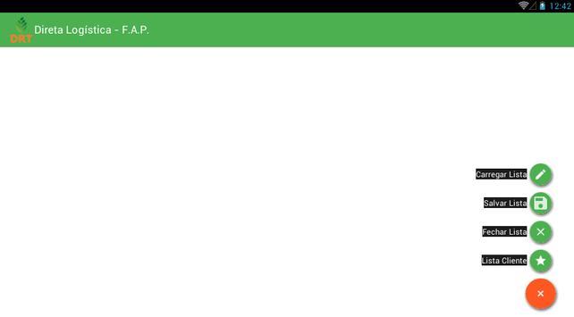 DRT F.A.P. Vendas screenshot 1