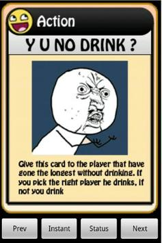 4Chan Drinking Game apk screenshot