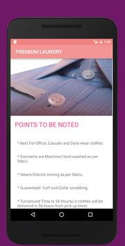 drytm : laundry and dryclean apk screenshot