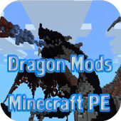 Dragon Mods for Minecraft PE icon