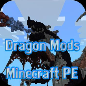 Dragon Mods for Minecraft PE poster