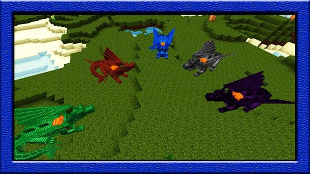 Dragon Mod For Minecraft Pe For Android Apk Download