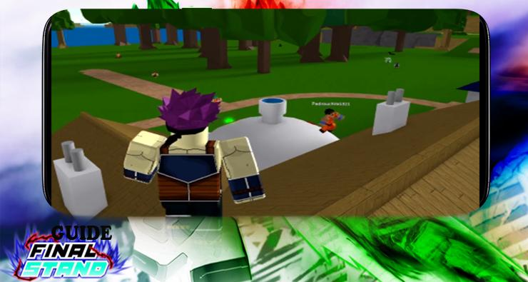 Tips of Dragon Ball Z Final Stand ROBLOX for Android - APK