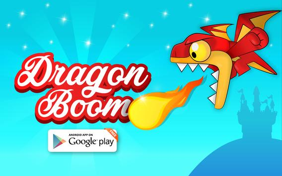 Dragon boom 🔥 apk screenshot