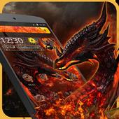 ikon Naga Api Legenda Launcher