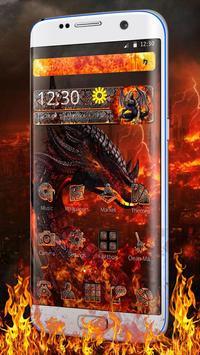 Naga Api Legenda Launcher poster
