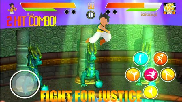 Kakarot Super Saiyan Dragon Z heroes screenshot 1