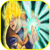 Super Saiyan Dragon Goku icon